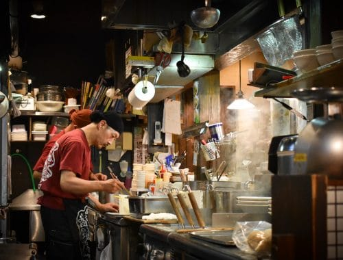 Beste Ramen Shops van Japan