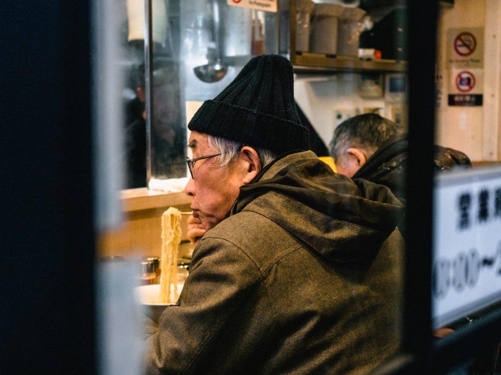 Beste Ramen Shops van Japan