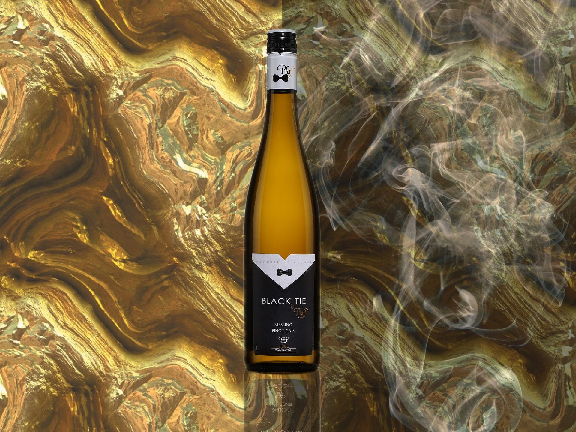 Black Tie by Pfaff - pfaffenheim wijn