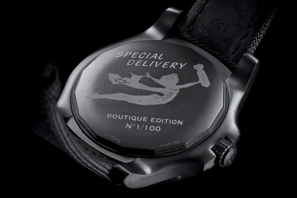 Breitling Avenger Blackbird Boutique Edition Horloge Mannenstyle 2
