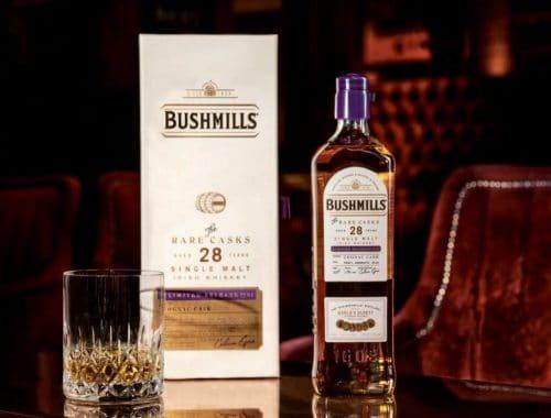 Bushmills 28 Year Old Single Malt Cognac Cask