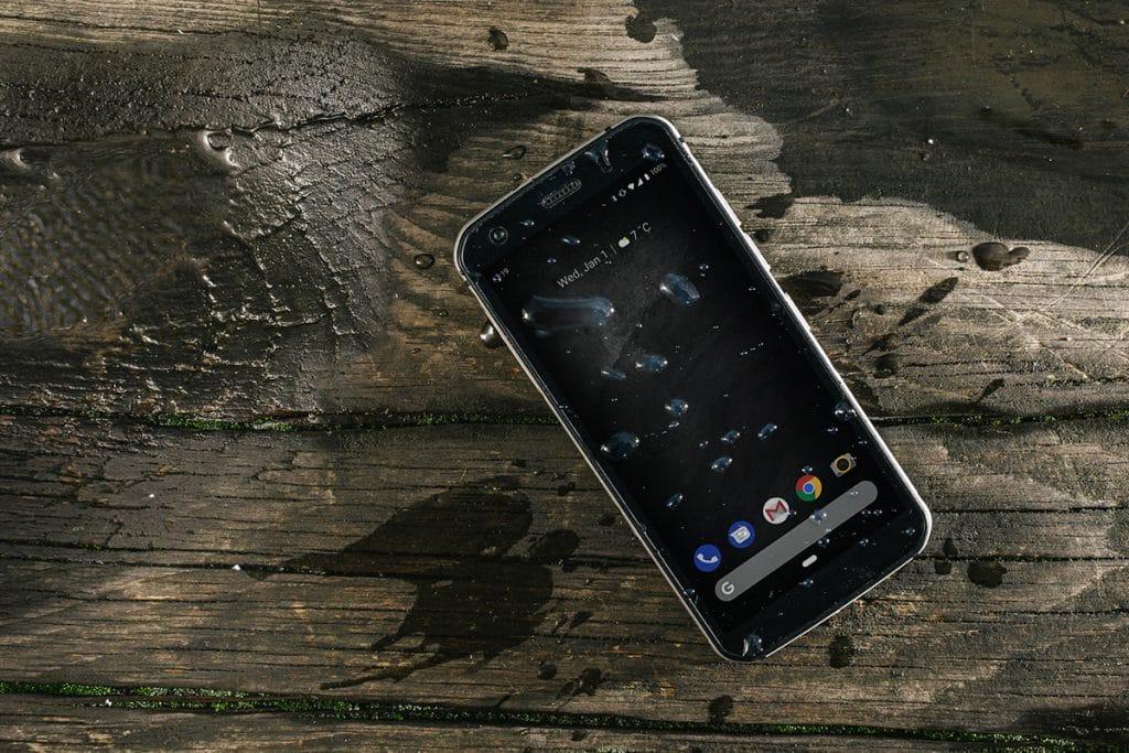 Cat S52 smartphone recensie