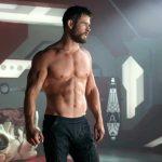Chris Hemsworth's workout & dieet training thor