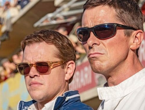 Ford v. Ferrari trailer met Matt Damon & Christian Bale