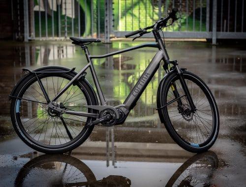Cortina E-Silento Pro e-bike elektrische fiets recensie herenfiets