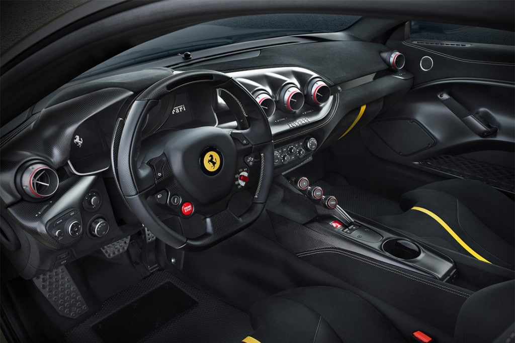 De Ferrari F12TDF autonieuws sportwagen mannenstyle 6