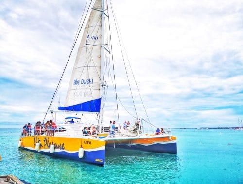 Palm Pleasure Sunset Sail Aruba - De Palm Tours