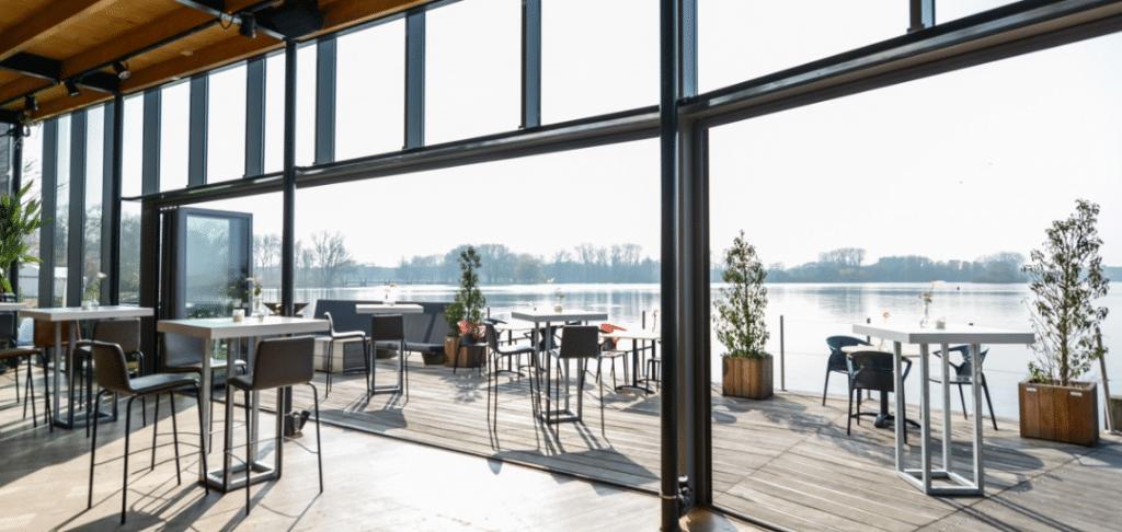 6 Hotspots waar je eten kunt afhalen met de boot Rotterdam