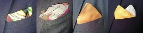 De pochet is back in business Gentle Tie mannenstyle