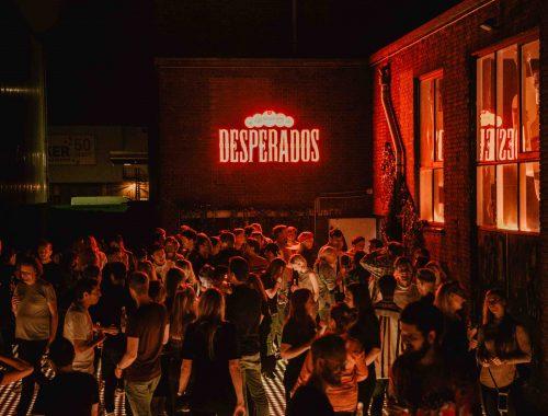 ADE 2019 desperados