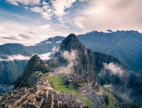 Digitaal reizen naar Peru on tour