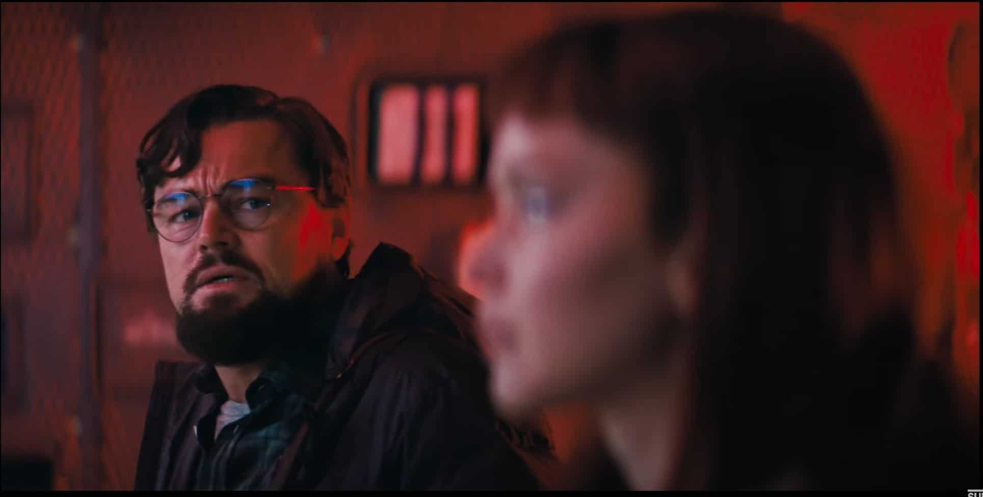 Don't Look Up trailer - Netflix film - Leonardo DiCaprio