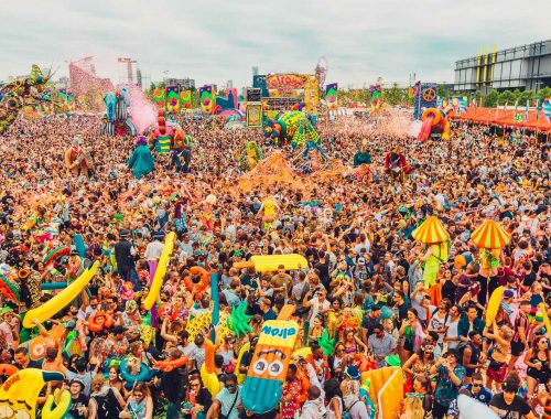 Elrow Amsterdam 2019