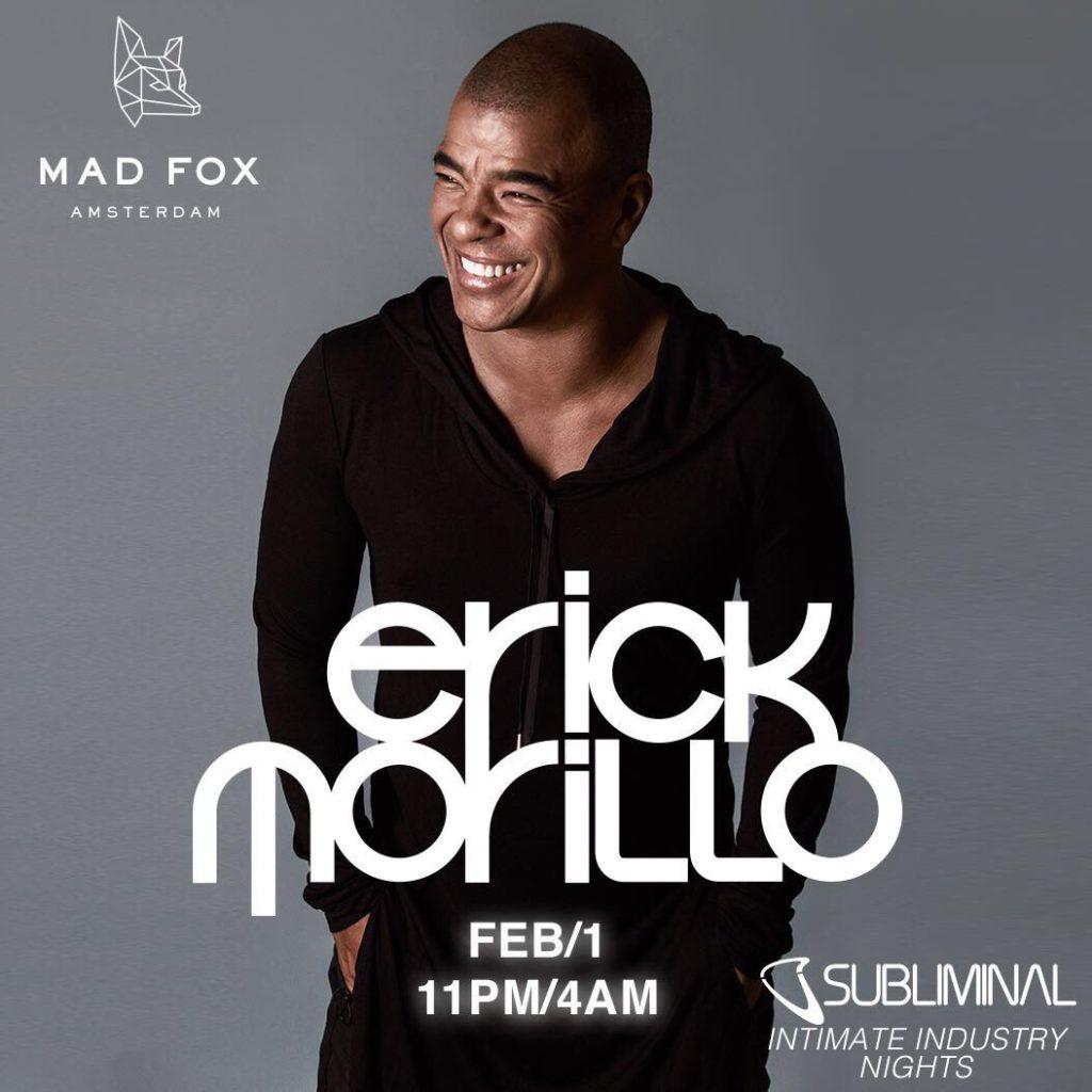 Erick Morillo Mad Fox