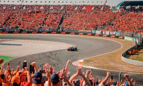 F1 Heineken Dutch Grand Prix 2022 kaarten info