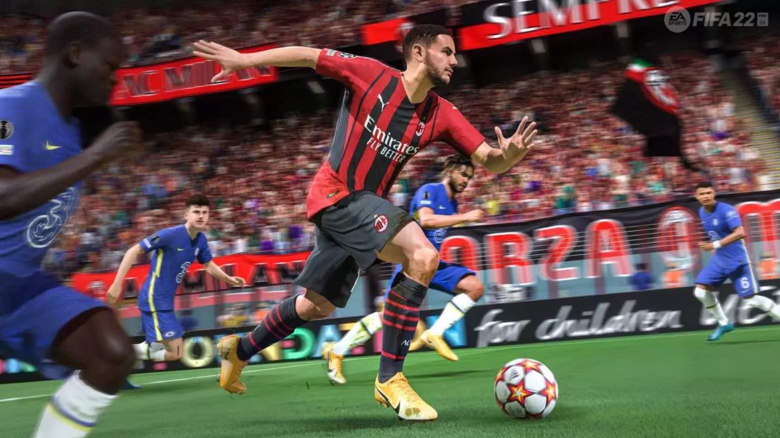FIFA 22 gameplay trailer