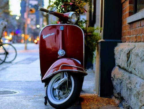 Fast & Furious scooters online custom Vespa customizing - e-scooters
