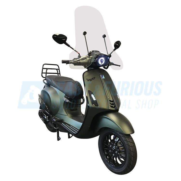 Fast & Furious scooters online custom Vespa customizing