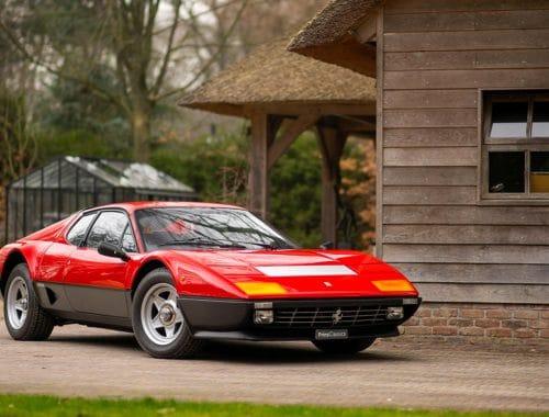 Ferrari 512 BBi Rosso Corsa