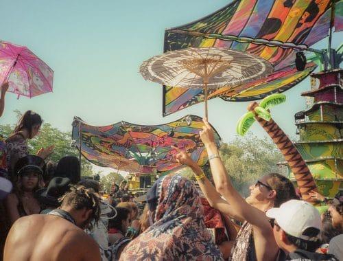 Festivalbezoekers accepteren sneltests & coronamaatregelen