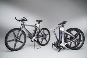 Fietsers opgelet- Ford onthult de opvouwbare eBike
