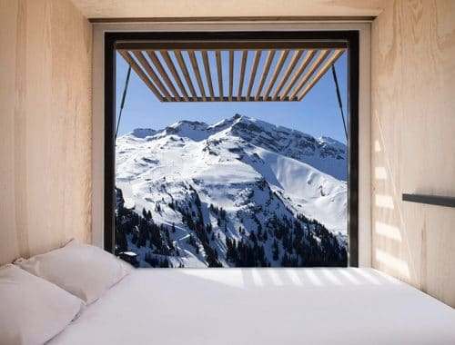 Flying Nest Hotel - Avoriaz Ski Resort - AccorHotels