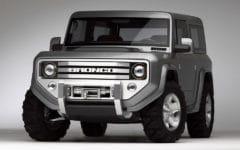 Ford Bronco 2020 autonieuws