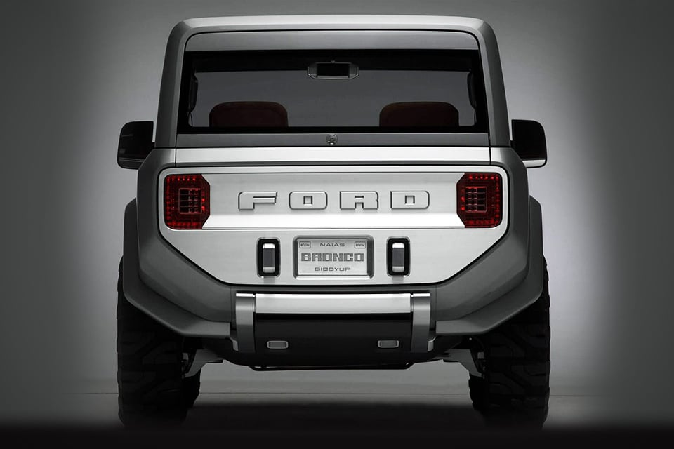 Ford Bronco 2020 autonieuws