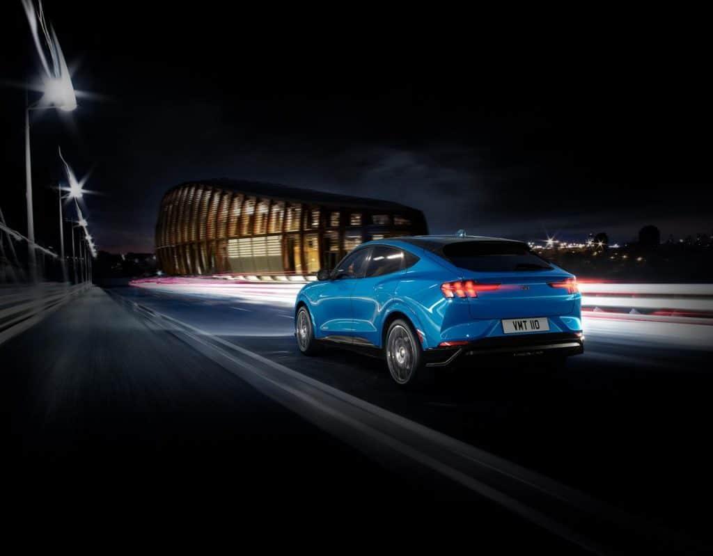 Ford Mustang Mach-E reserveren nederland