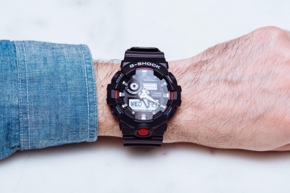 Fonkelnieuw G-Shock GA700 is het nieuwste model in G-Shock horloge familie JB-28