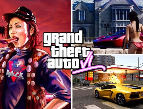 GTA VI playstation 5