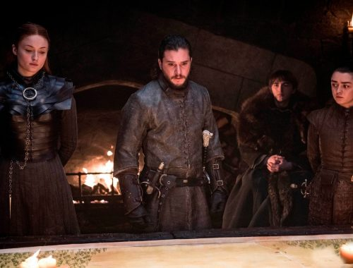 Game of Thrones Seizoen 8 Aflevering 4