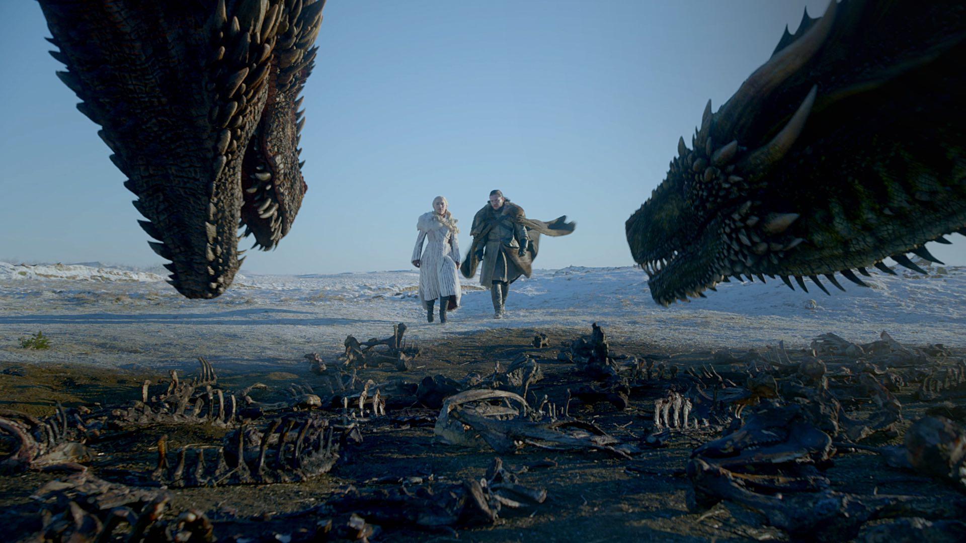 Game of Thrones Seizoen 8 afleveringen