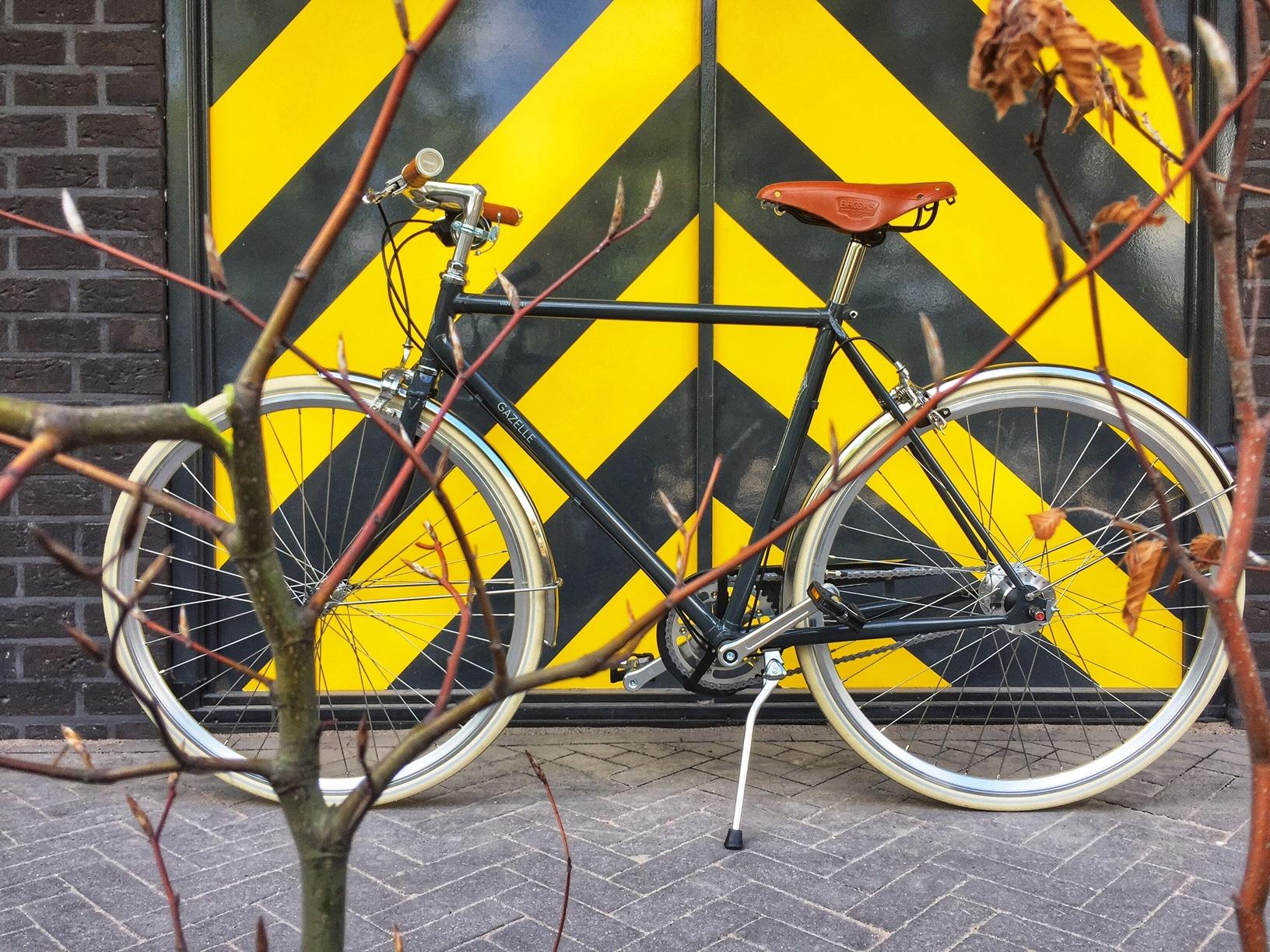 Gazelle Van Stael 7 2018 herenfiets