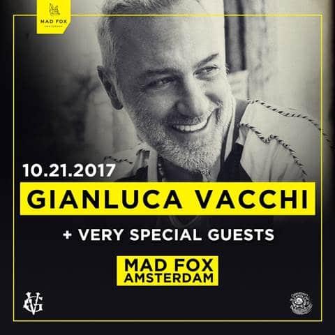 ADE MAD FOX Gianlucca Vacchi
