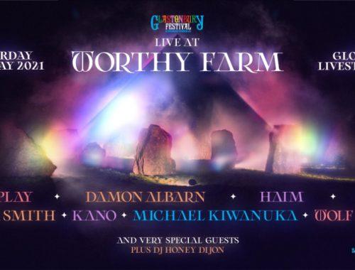 Glastonbury Festival: Live at Worthy Farm livestream