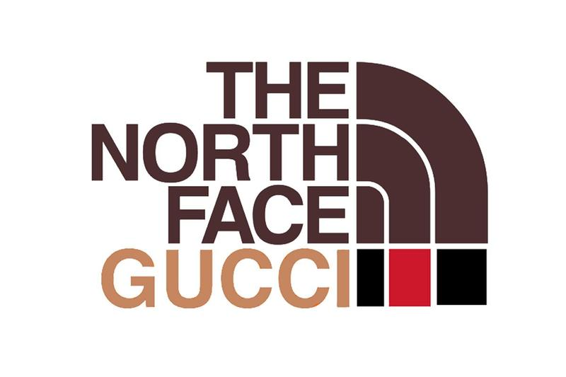 Gucci x The North Face samenwerking