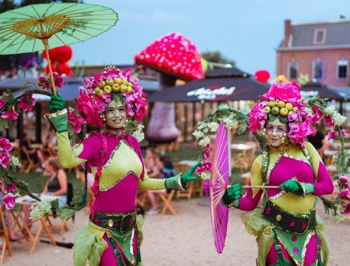 HEMtuin festival amsterdam