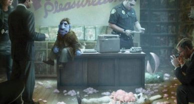 The Happytime Murders trailer Muppets