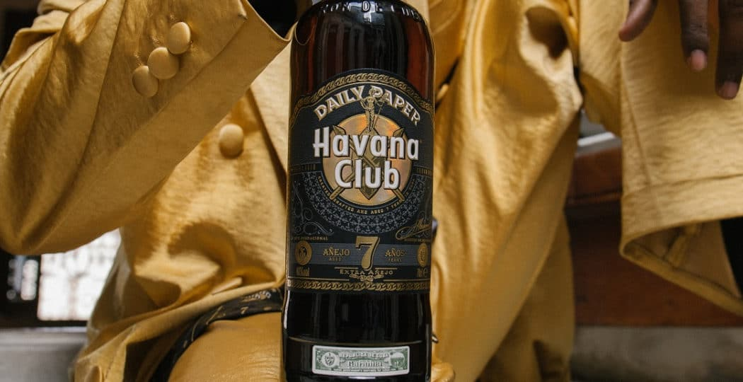 Daily Paper en Havana Club lanceren collectie & fles