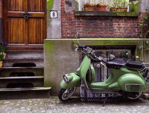 waar op letten bij kopen van een scooter
