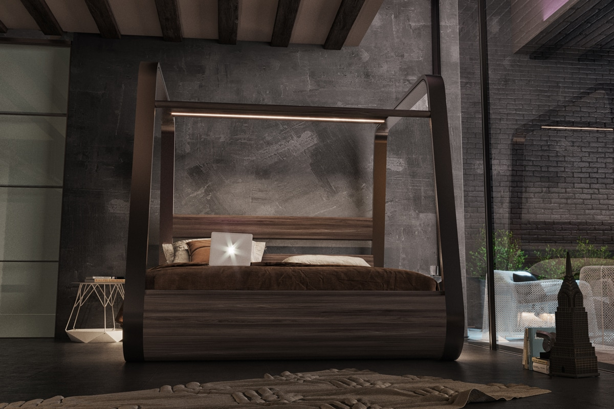 Hi-Interiors HiBed smart-bed