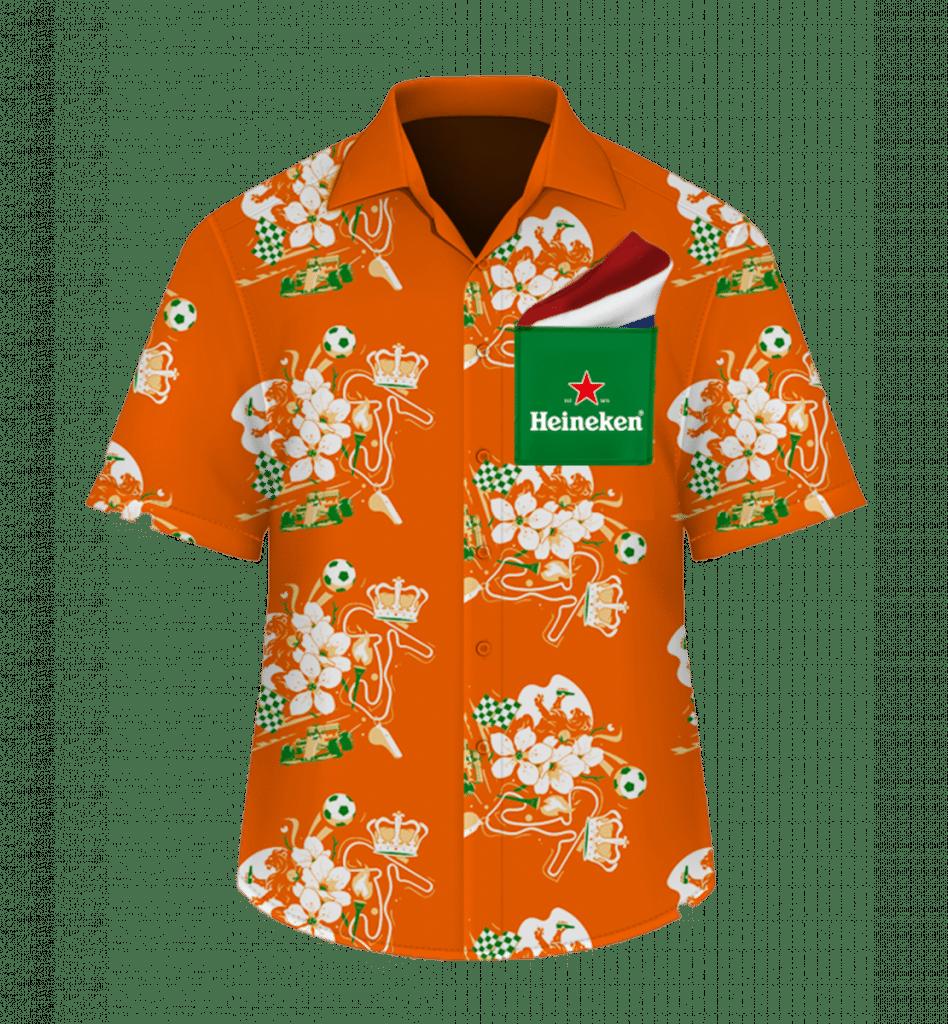 Holland Heineken Hemd kopen