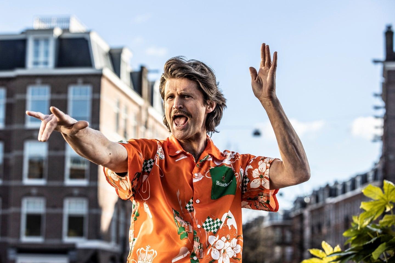 Holland Heineken Hemd
