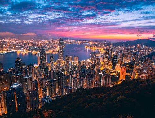Hong Kong de duurste stad voor expats in 2020