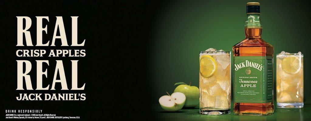 Jack Daniel's Tennessee Apple nederland