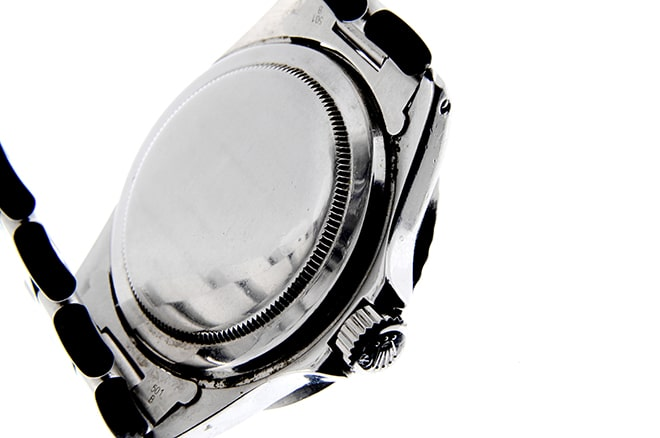 James Bond's Rolex Submariner Ref 5513. veiling