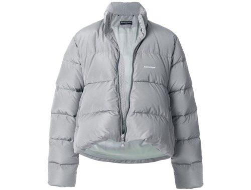 Jassen Trends 2018 Mannen - oversized puffer jacket balenciaga