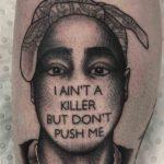 popcultuur tattoos Jeremy D