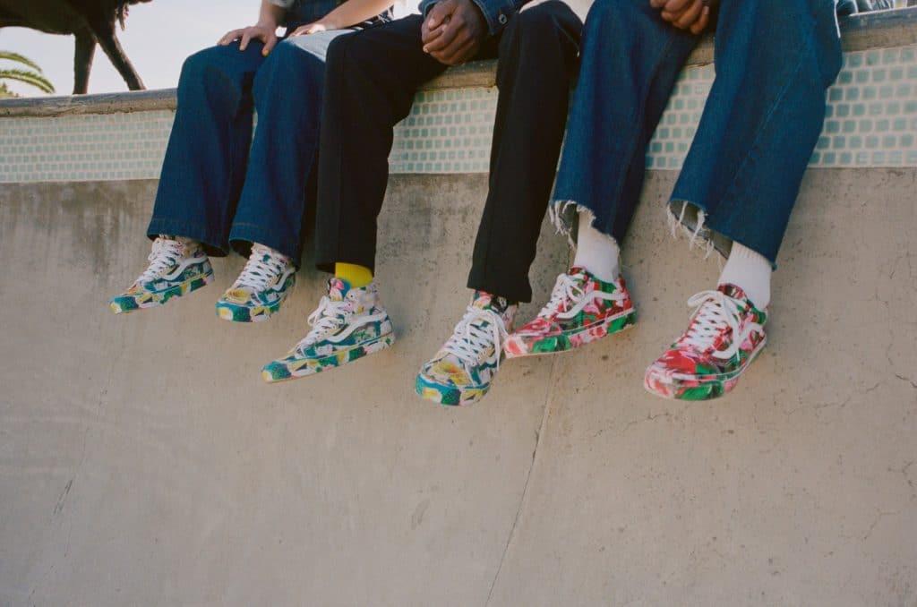 KENZO x Vans sneakers capsule 2020